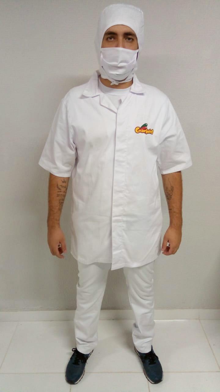 Uniforme masculino frigorífico